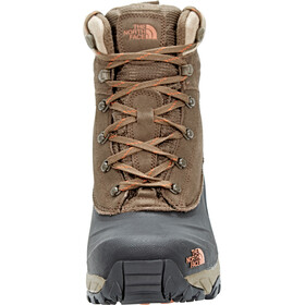 The North Face Chilkat III Boots Herr mudpack brown/bombay orange